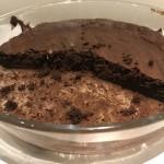 Gâteau chocolat courgettes moelleux