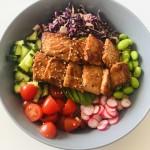 Poke Bowl saumon snacké